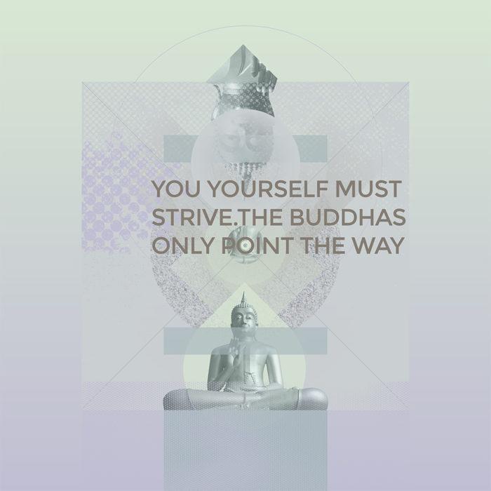 You yourself must strive #everyweek 2.2017