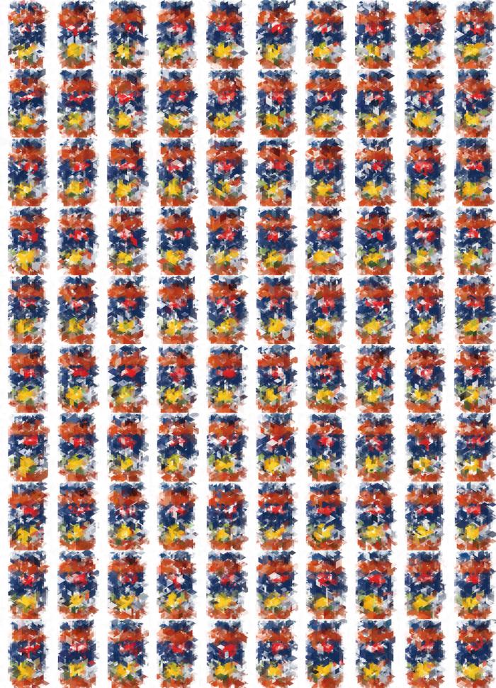 100 vasetti